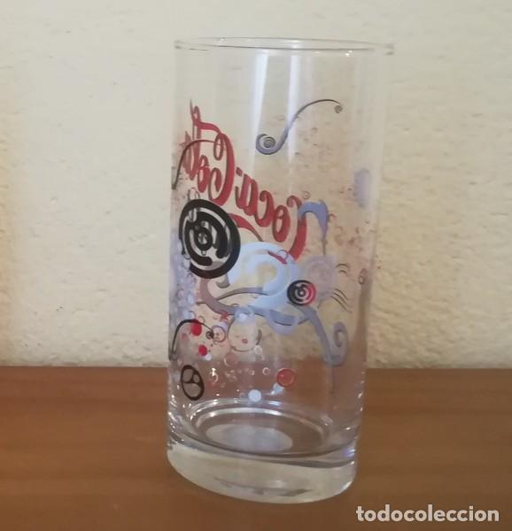 Coleccionismo de Coca-Cola y Pepsi: VASO TUBO CRISTAL COCA-COLA LIGHT 37 CL. LUMINARC COKE - Foto 2 - 144883794