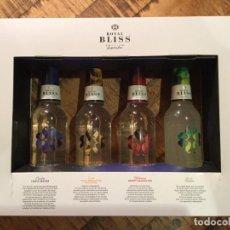 Coleccionismo de Coca-Cola y Pepsi: EXPOSITOR EXHIBIDOR DE CARTÓN TÓNICA ROYAL BLISS PREMIUM INSPIRATION. Lote 146166590