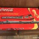 Coleccionismo de Coca-Cola y Pepsi: TREN COCA-COLA EDICIÓN ESPECIAL. SIN ESTRENAR.. Lote 146789630