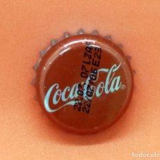 Coleccionismo de Coca-Cola y Pepsi: CHAPA - TAPÓN CORONA - COCA COLA - . Lote 147226210