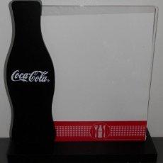 Coleccionismo de Coca-Cola y Pepsi: PORTA PRECIOS COCA-COLA. Lote 147380630