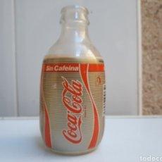Coleccionismo de Coca-Cola y Pepsi: BOTELLA COCA COLA ETIQUETA. Lote 147453301