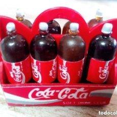 Coleccionismo de Coca-Cola y Pepsi: MINIATURA DE CAJA DE COCA COLA. Lote 147561574