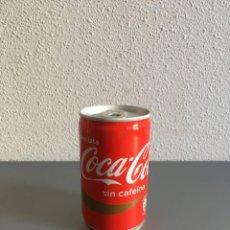 Coleccionismo de Coca-Cola y Pepsi: MINI LATA COCA COLA SIN CAFEINA 150ML SIN ABRIR. Lote 147578894