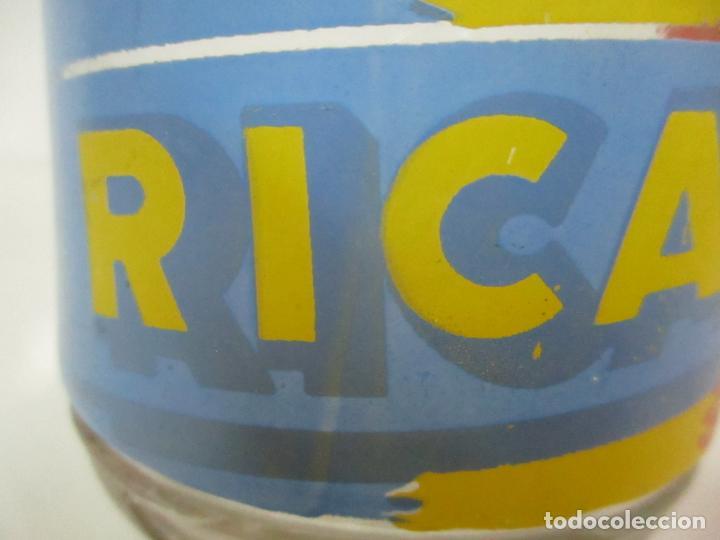Coleccionismo de Coca-Cola y Pepsi: Antigua Botella, Jarra de Cristal Serigrafiada Ricard - para realizar la Mezcla con Agua -con Tapón - Foto 3 - 148063638