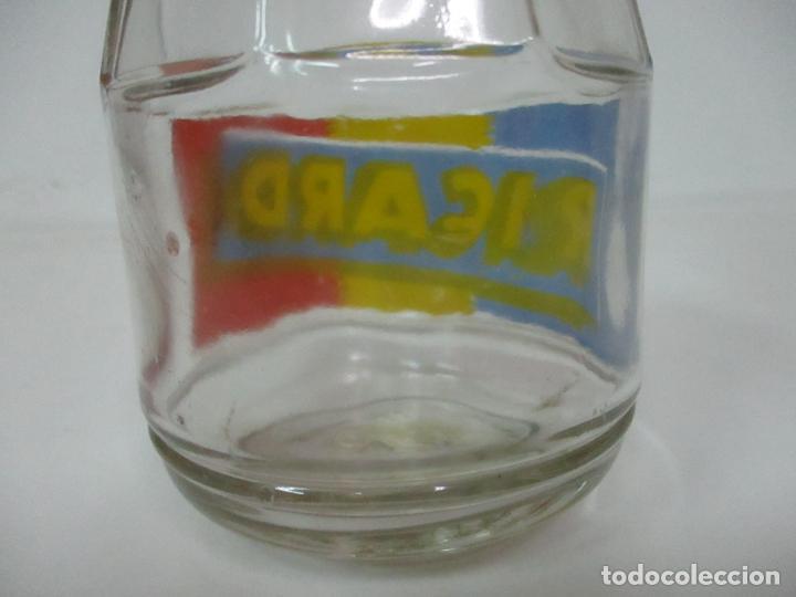 Coleccionismo de Coca-Cola y Pepsi: Antigua Botella, Jarra de Cristal Serigrafiada Ricard - para realizar la Mezcla con Agua -con Tapón - Foto 5 - 148063638