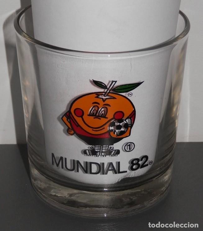 VASO COCA-COLA -- MUNDIAL 82 (Coleccionismo - Botellas y Bebidas - Coca-Cola y Pepsi)