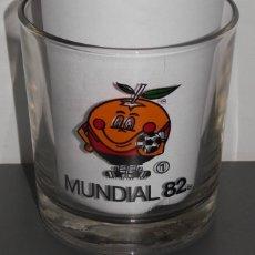 Coleccionismo de Coca-Cola y Pepsi: VASO COCA-COLA -- MUNDIAL 82. Lote 148097142