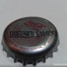 Coleccionismo de Coca-Cola y Pepsi: CHAPA COCA COLA( 2 DEL 95 ) COLLOTO ASTURIAS VINTAGE VER FOTOS . Lote 148492986