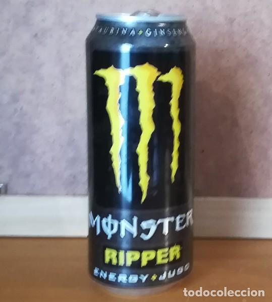 LATA MONSTER ENERGY RIPPER JUGO 500ML  CAN BEBIDA ENERGETICA