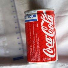 Coleccionismo de Coca-Cola y Pepsi: EXCLUSIVA MINI LATA COCA COLA FRANCESA DEL TOUR DE FRANCIA 1992 CICLISMO15CL SIN ABRIR. Lote 148804218