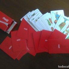 Coleccionismo de Coca-Cola y Pepsi: BARAJA DE CARTAS. PUBLICIDAD COCA COLA. Lote 149186818