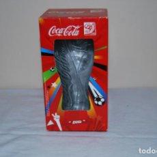 Coleccionismo de Coca-Cola y Pepsi: VASO COCA COLA MUNDIAL 2010. Lote 149502278