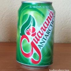 Coleccionismo de Coca-Cola y Pepsi: LATA GUARANA ANTARCTICA. BEBIDA BOTE CAN EL ORIGINAL DE BRASIL. Lote 149562422