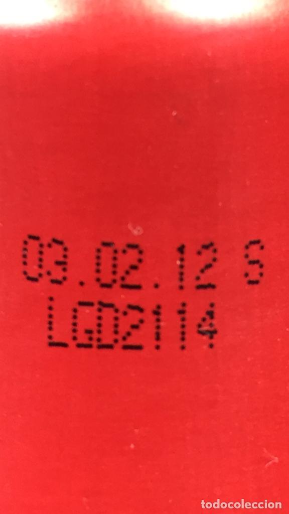 Coleccionismo de Coca-Cola y Pepsi: botella coca cola envase aluminio rojo aniversario 125 años 250 ml año 2012 - Foto 4 - 150068790