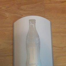 Coleccionismo de Coca-Cola y Pepsi: LÁMPARA DE PARED COCA-COLA NUEVA. Lote 150994940