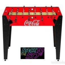 Coleccionismo de Coca-Cola y Pepsi: AUTENTICA FUTBOLIN COCA COLA. Lote 151429654