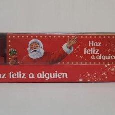 Coleccionismo de Coca-Cola y Pepsi: CAMION PUBLICITARIO COCA COLA HAZ FELIZ A ALGUIEN. Lote 152045726