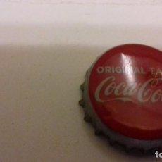 Coleccionismo de Coca-Cola y Pepsi: LOTE DE TAPONES DE CORONA DE COCA-COLA, Y MARCAS DE CERVEZA. Lote 152220622