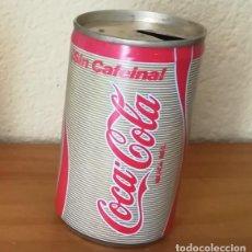Coleccionismo de Coca-Cola y Pepsi: LATA COCA-COLA SIN CAFEINA. COKE CAN BOTE. Lote 153426254