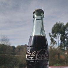 Coleccionismo de Coca-Cola y Pepsi: BOTELLA COCA COLA LLENA 355. FABRICA COLLOTO. CAD . FEB 92. Lote 153570856
