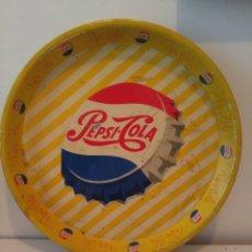 Collecting of Coca-Cola and Pepsi - Bandeja vintage Pepsi-Cola - 153694661