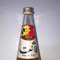 Coleccionismo de Coca-Cola y Pepsi: BOTELLA DE FANTA ARABE. 1 LITRO. CON ETIQUETADO DE OFERTA ESPECIAL. 1 LITRO. Lote 153786838