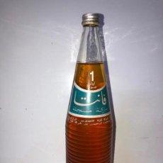Coleccionismo de Coca-Cola y Pepsi: BOTELLA DE FANTA ARABE. 1 LITRO. THE COCA-COLA EXPORT CORPORATION CASABLANCA.. Lote 153787146