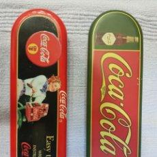 Coleccionismo de Coca-Cola y Pepsi: PORTA LÁPIZ COCA COLA. Lote 154525158