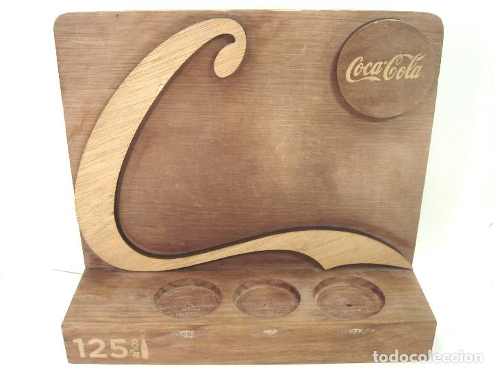 Coleccionismo de Coca-Cola y Pepsi: LOTE 13 ARTICULOS COCA-COLA -MENU GOLF LLAVERO EXPOSITOR BOTELLA 125 ANIVERSARIO..ETC COKE COCACOLA - Foto 6 - 154701346