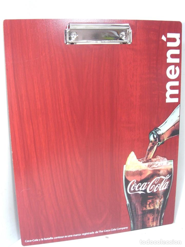 Coleccionismo de Coca-Cola y Pepsi: LOTE 13 ARTICULOS COCA-COLA -MENU GOLF LLAVERO EXPOSITOR BOTELLA 125 ANIVERSARIO..ETC COKE COCACOLA - Foto 9 - 154701346