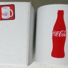 Coleccionismo de Coca-Cola y Pepsi: TAZA DE DESAYUNOS ORIGINAL EN CAJA NO USADA DE COCACOLA COCA COLA COCA-COLA. Lote 154855382