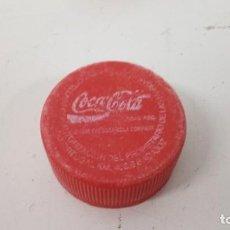 Coleccionismo de Coca-Cola y Pepsi: TAPÓN ROSCA COCA-COLA 1995 BADAJOZ PLÁSTICO. Lote 155376986