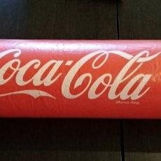 Coleccionismo de Coca-Cola y Pepsi: CILINDRO HINCHABLE DE COCA COLA. LEER DESCRIPCIÓN. Lote 155390926