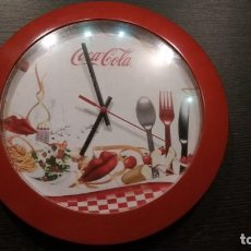 Coleccionismo de Coca-Cola y Pepsi: RELOJ DE COCINA DE COCA COLA. Lote 155392010