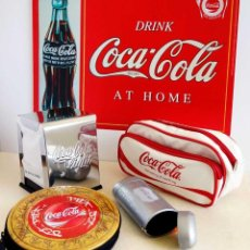 Coleccionismo de Coca-Cola y Pepsi: LOTE COLECCIONISMO COCA COLA - LOTE A. Lote 155433046
