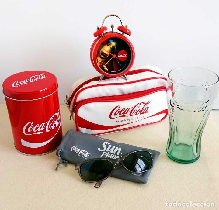 LOTE COLECCIONISMO COCA COLA - LOTE B (Coleccionismo - Botellas y Bebidas - Coca-Cola y Pepsi)