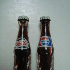 Coleccionismo de Coca-Cola y Pepsi: MINI BOTELLITAS DE PEPSI AÑOS 70. Lote 155859522