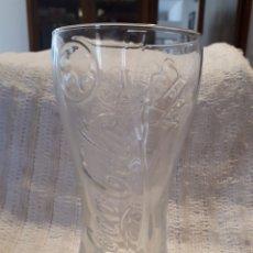 Coleccionismo de Coca-Cola y Pepsi: VASO COCA-COLA CRISTAL. Lote 156133440