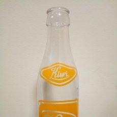 Coleccionismo de Coca-Cola y Pepsi: BOTELLA REFRESCOS KIWI. Lote 157114352