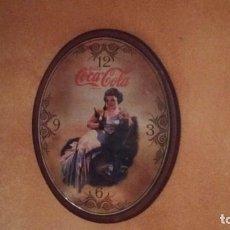 Coleccionismo de Coca-Cola y Pepsi: RELOJ DE COCA COLA. Lote 157860950
