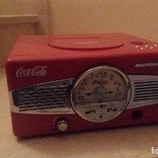 Coleccionismo de Coca-Cola y Pepsi: MP3 COCA COLA. Lote 157861570