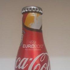 Coleccionismo de Coca-Cola y Pepsi: BOTELLA COCA COLA ALUMINIO - LLENA. Lote 159061590