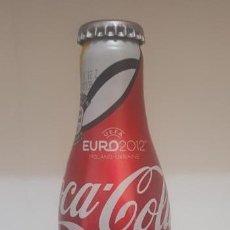 Coleccionismo de Coca-Cola y Pepsi: BOTELLA COCA COLA ALUMINIO - LLENA. Lote 159061602