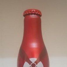 Coleccionismo de Coca-Cola y Pepsi: BOTELLA COCA COLA ALUMINIO - LLENA. Lote 159071530