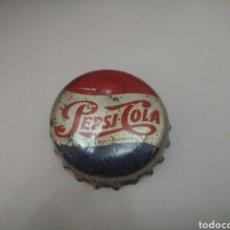 Coleccionismo de Coca-Cola y Pepsi: CHAPA CORO PEPSI COLA. Lote 159822145