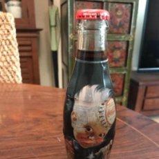 Coleccionismo de Coca-Cola y Pepsi: BOTELLA COCA-COLA DE CHILE. EDICIÓN LIMITADA. EMBOTELLADORA ANDINA. Lote 159903546