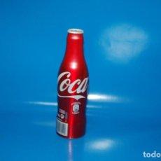 Coleccionismo de Coca-Cola y Pepsi: BOTELLA ALUMINIO COCA COLA - 2003-2004 -- 250 ML COCACOLA COLECCIONISMO. Lote 159918538
