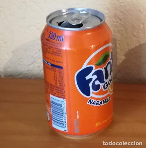 Coleccionismo de Coca-Cola y Pepsi: LATA FANTA NARANJA, EJEMPLAR DE LA FAUNA 2 LA CHIFLADA. CAN BOTE - Foto 2 - 160689286