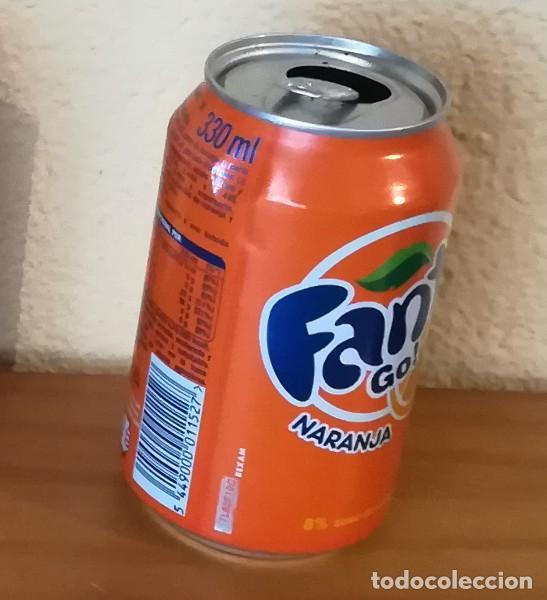 Coleccionismo de Coca-Cola y Pepsi: LATA FANTA NARANJA, EJEMPLAR DE LA FAUNA 7 EL GUAPERAS. CAN BOTE - Foto 2 - 160689350